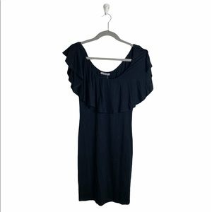Jolie Candice Knit Off the Shoulder Dress Small